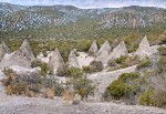 Tent Rock Park, New Mexico