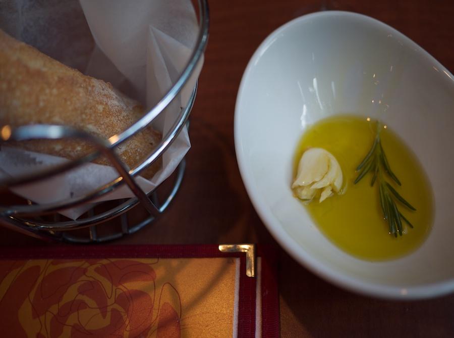Bread, Oil, Garlic, Rosemary