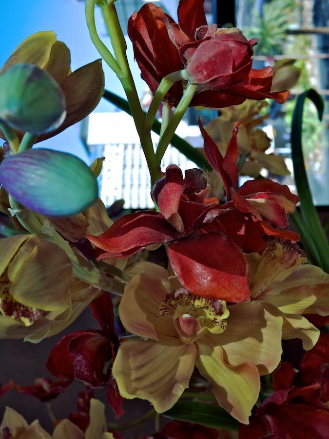 Plastic Bouquet