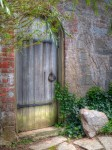 Doorway, Dumbarton Oaks, Washington, DC