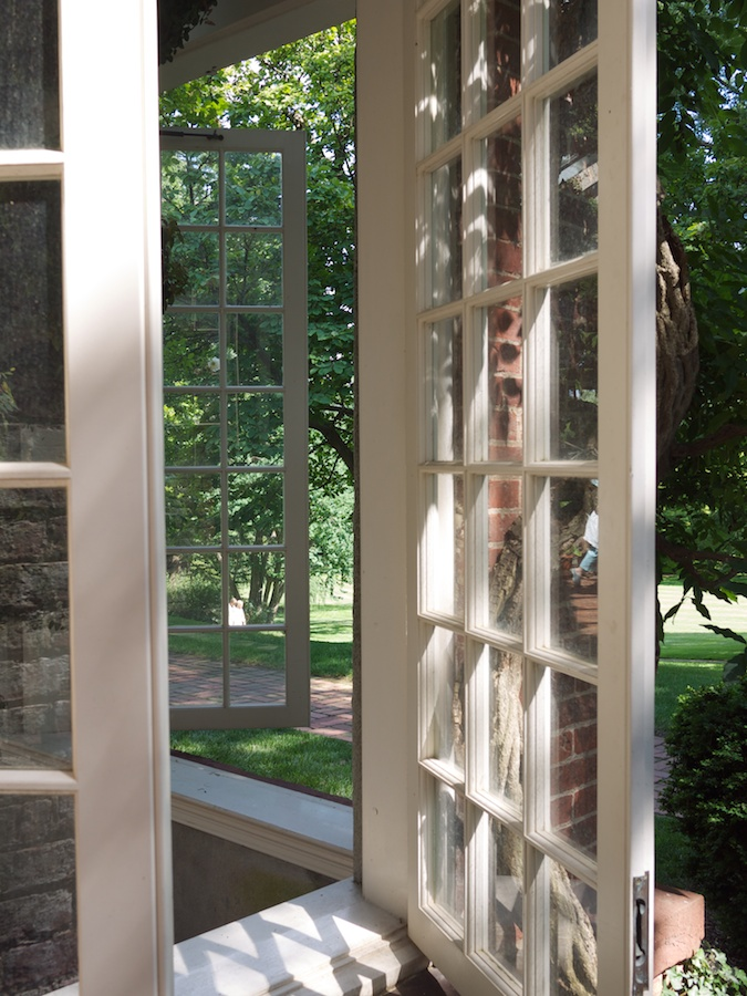 Orangerie, Dumbarton Oaks, Washington, DC