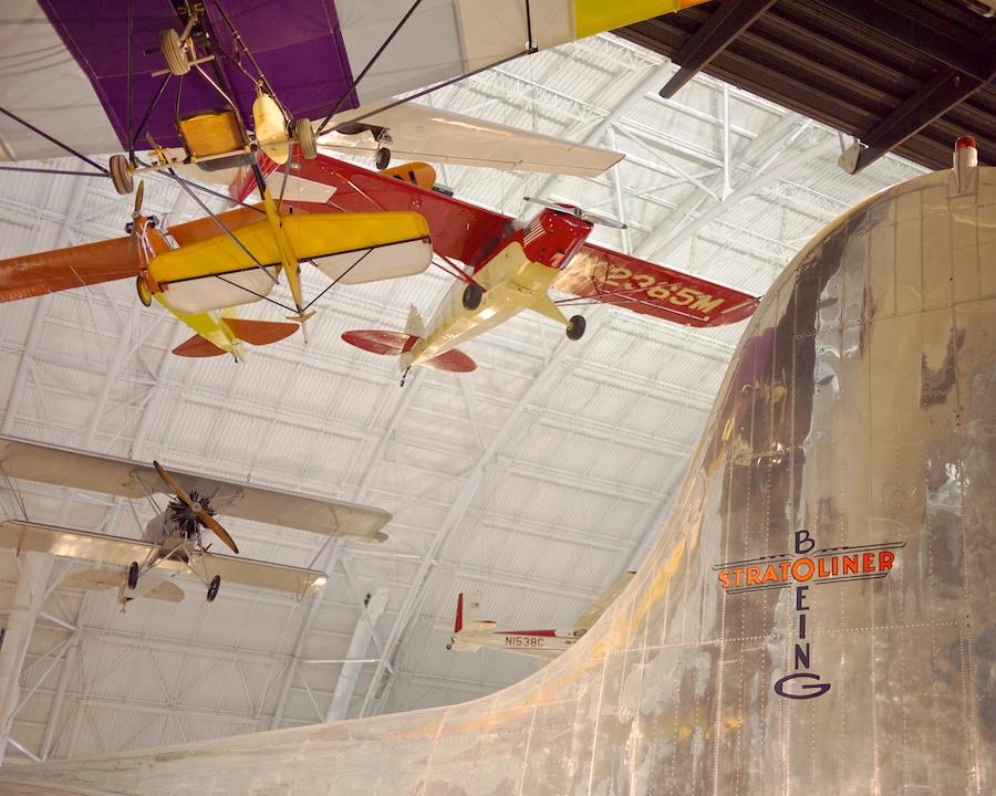 Udvar-Hazy/Air & Space Museum