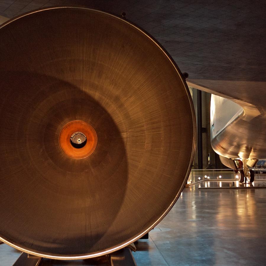 Space Shuttle, Udvar-Hazy Center, Air & Space Museum