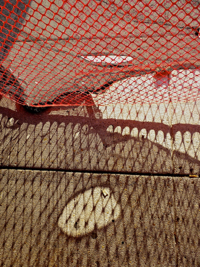 Various nets and shadows.