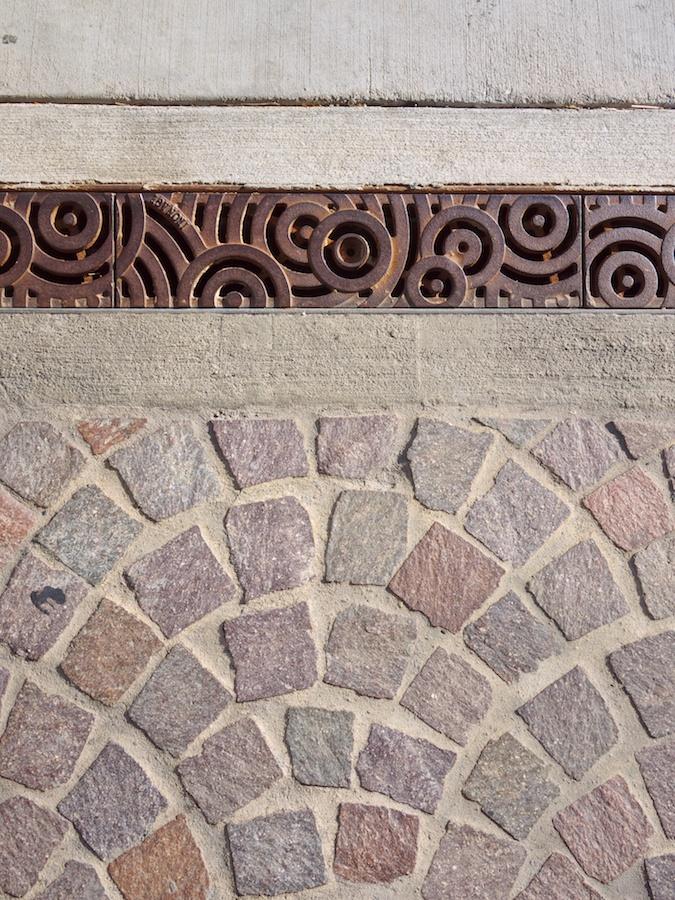 Pavement patterns