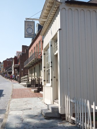 High Street, Harpers Ferry, WV
