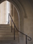 Exterior passageway at National Cathedral, Washington DC