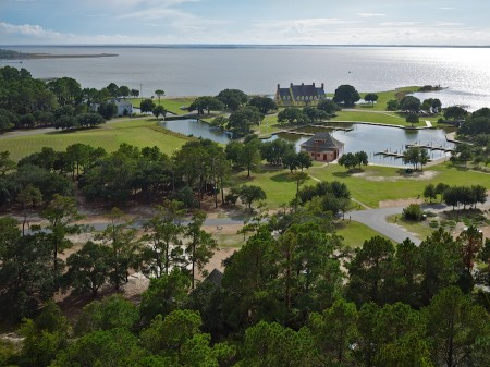 View from Currituck Light, Corolla, NC