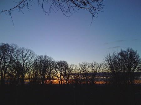Dawn in DC