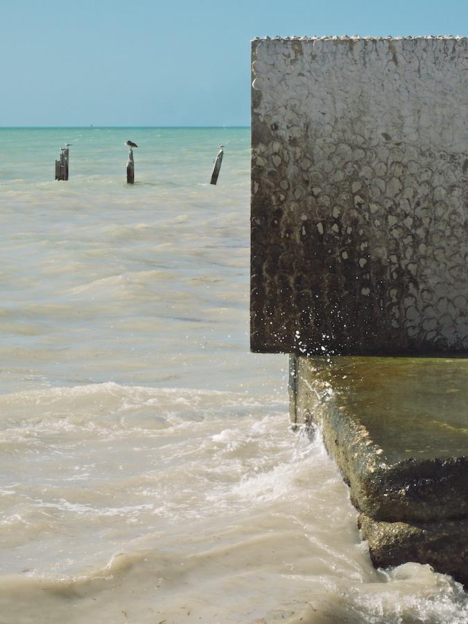 Pier structure, Key West, FL