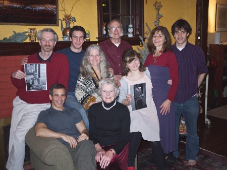 The Kolker-Borton Axis on New Year's Eve