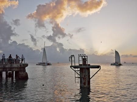 Suset, Key West, FL
