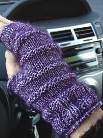 Fingerless Mitt 2