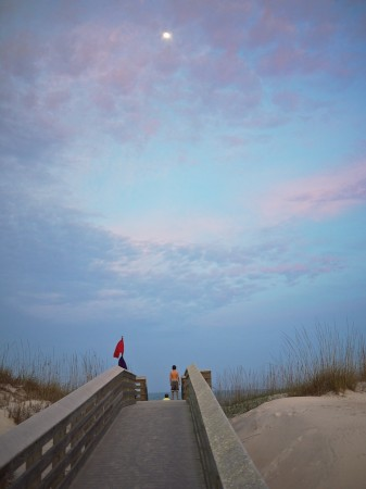Boardwalk, Anastasia Beach, St. Augustine, FL