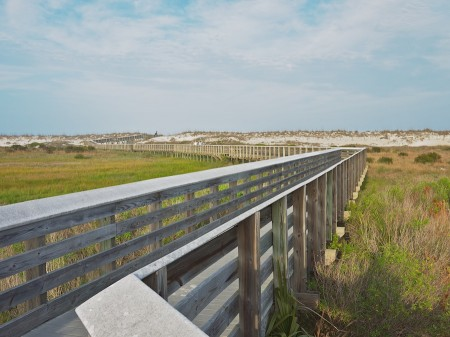 Anastasia Beach, St. Augustine, FL