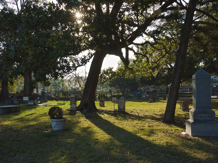 Graveyard, St. Augustine, FL