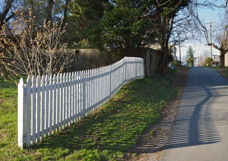Picket Fence, Harpers Ferry, WV