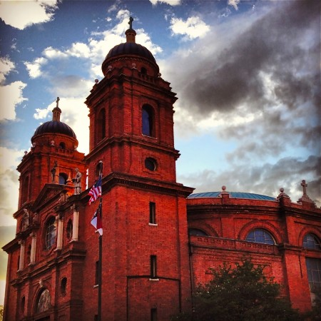 Basilica of St. Lawrence, Asheville, NC