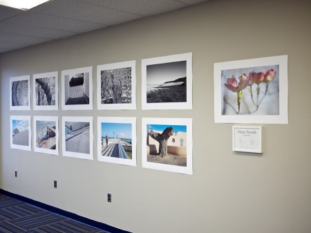 Photographs by Nina Tovish on display at Artomatic 2012, Washington, DC