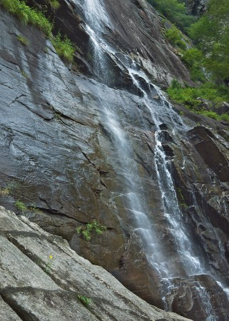 Chimney Rock Falls, NC