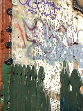 Surfaces on Lexington Street, Asheville, NC